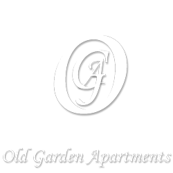 Old Garden Apartments Logotyp