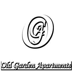 Old Garden Apartments Logotyp